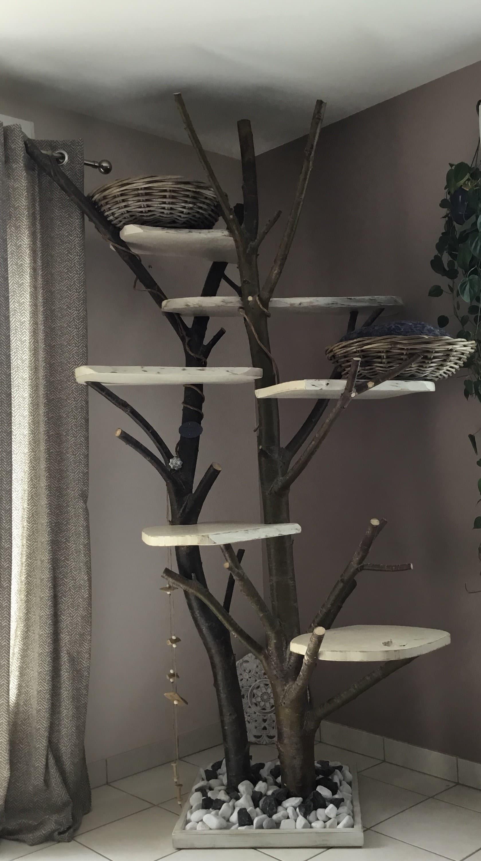 Arbre A Chat A Faire Maison un arbre a chat ecologique et design - feerie-green