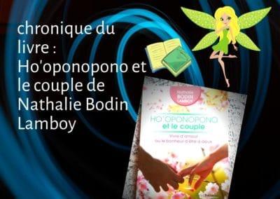 Ho'oponopono et le couple de Nathalie Bodin Lamboy