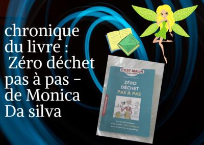 Zéro déchet pas à pas, c'est malin : Les conseils pratiques et les recettes 100 % écologiques pour en finir avec le gaspillage de Monica Da Silva