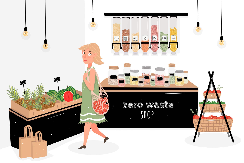 zero waste - zero dechet