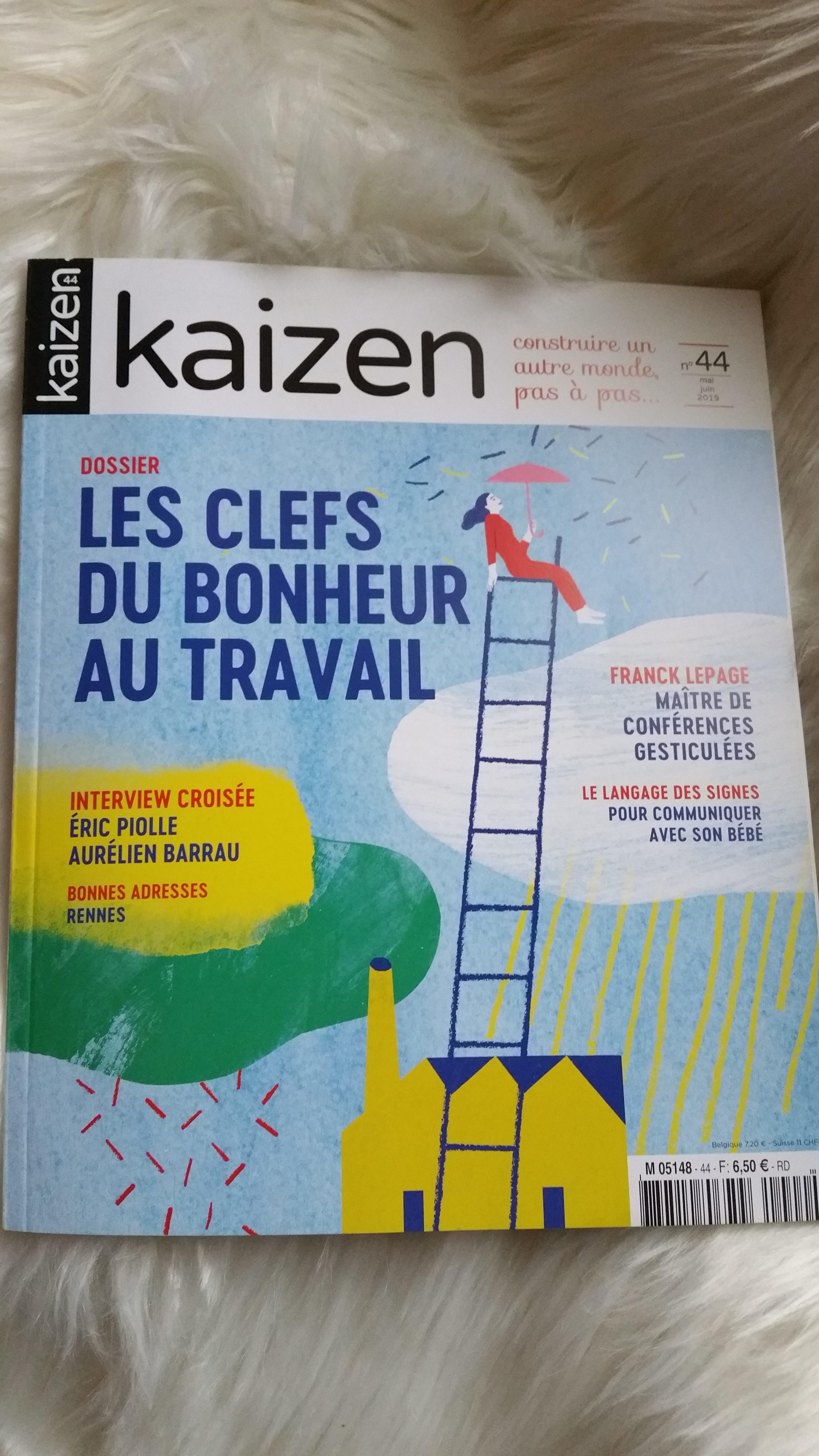magazine écologique : Kaizen