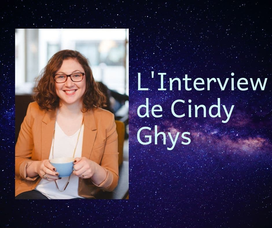 INTERVIEW DE CINDY GHYS