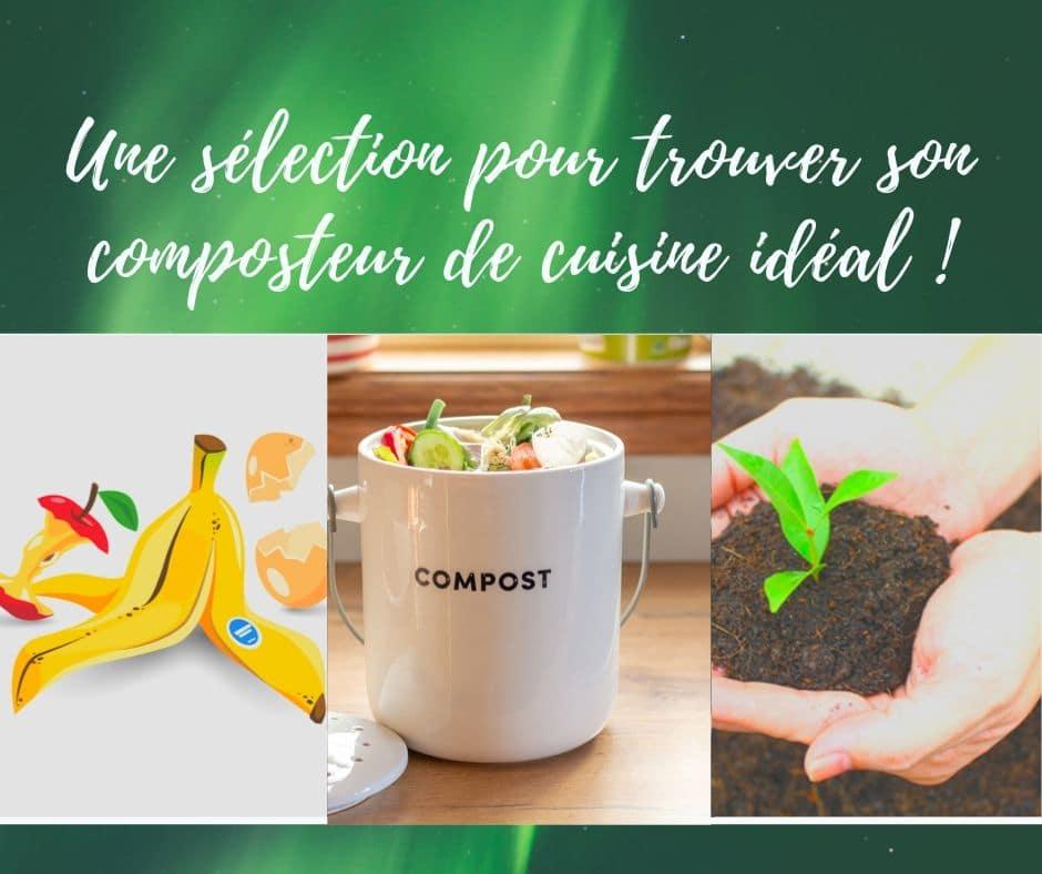 Trouver son composteur de cuisine idéal !😍
