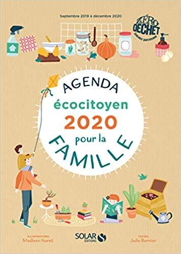 Agenda écocitoyen 2020 zéro déchet