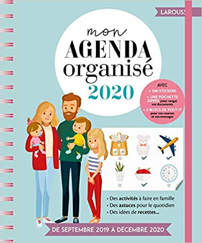 agenda 2020 sur l'organisation