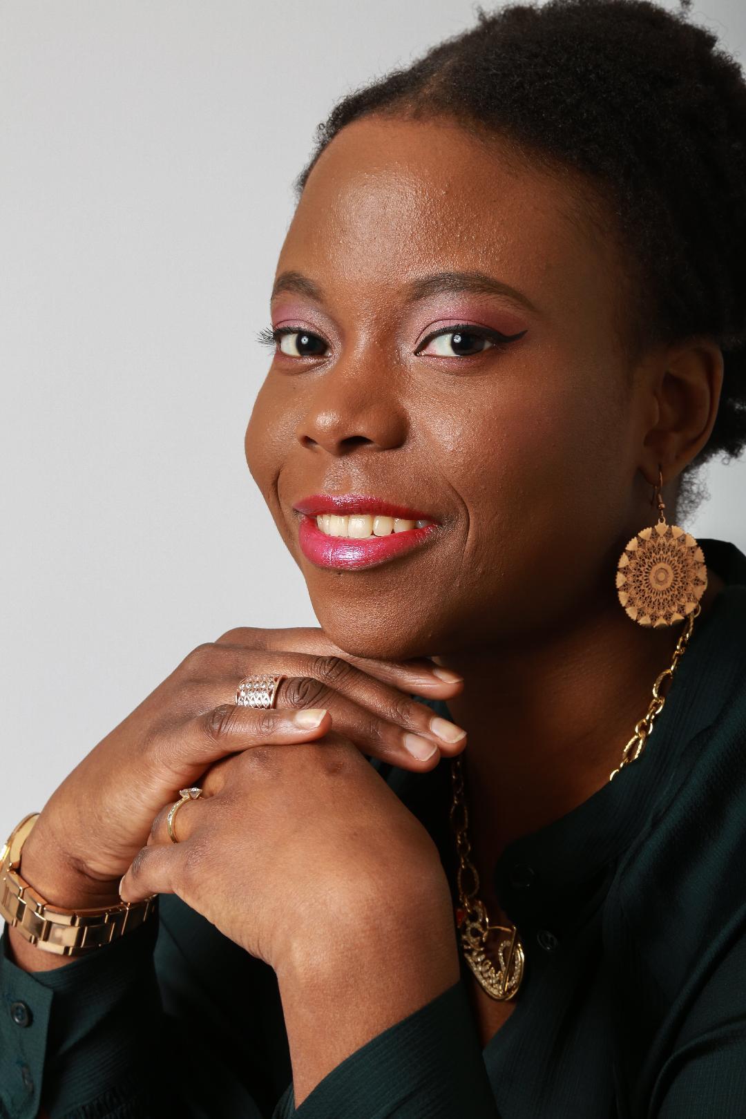 Aminata crétrice de la marque QUIET TEA