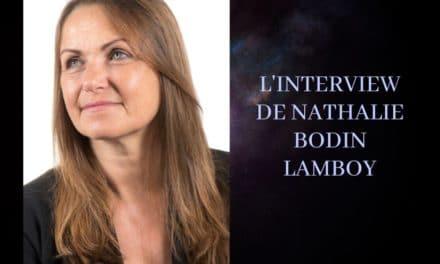 L'Interview de Nathalie Bodin Lamboy