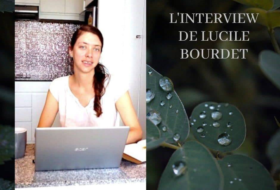 Interview de Lucile Bourdet