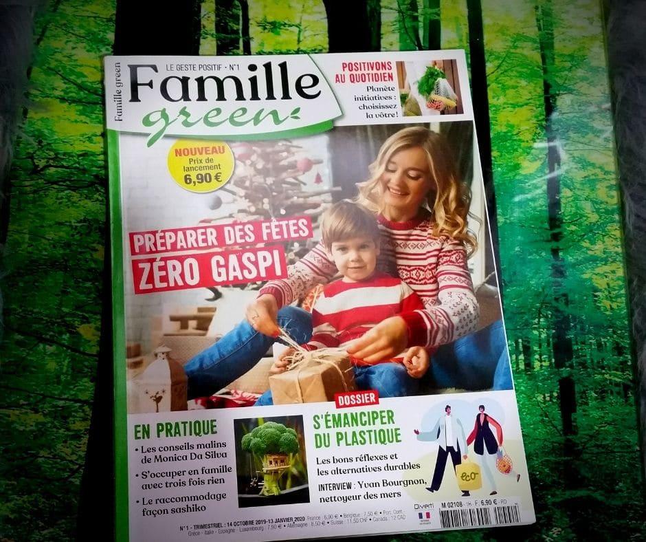 revue famille green