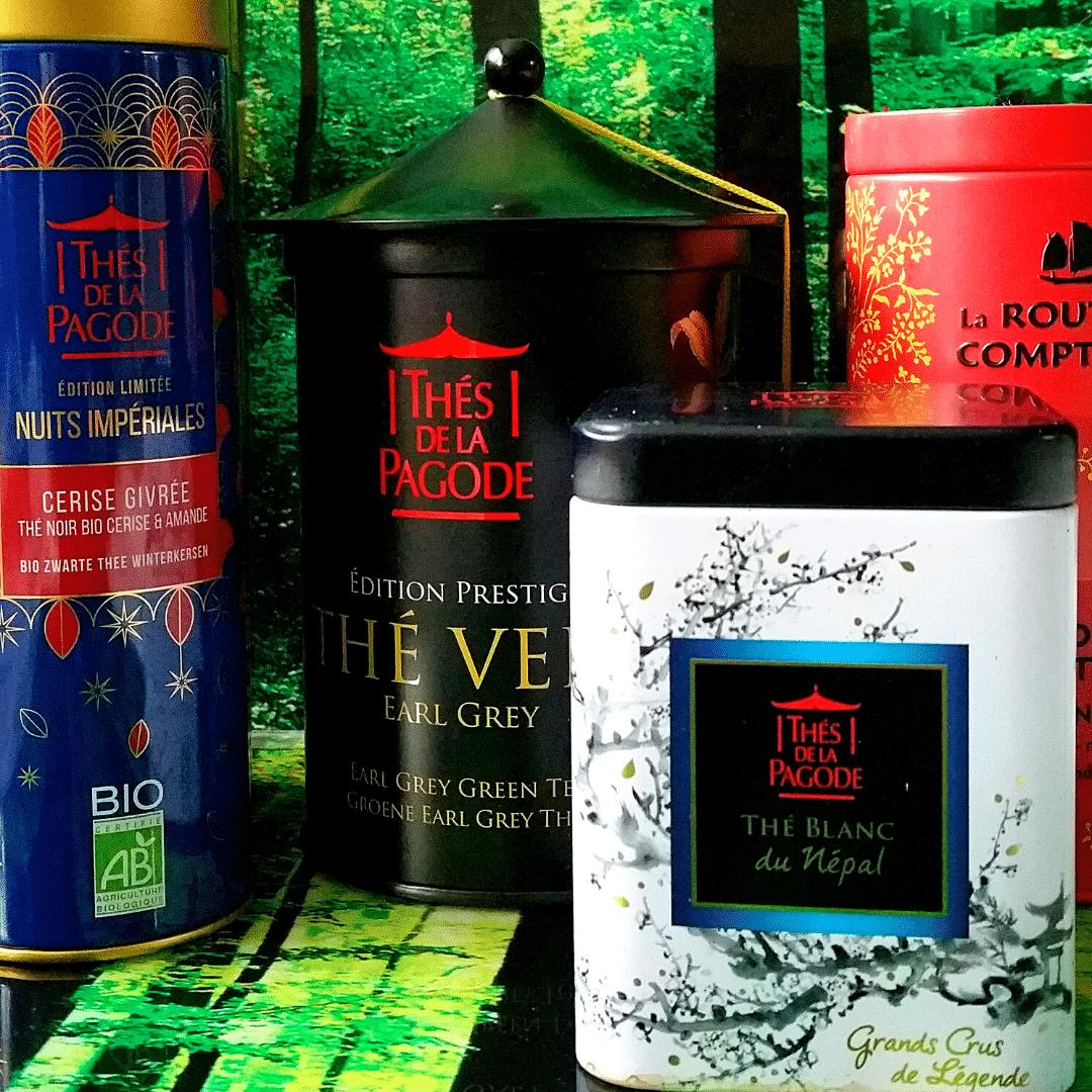 Ma sélection des meilleurs thés bio
