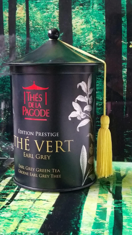 meilleurs thés bio : thé de la pagode
