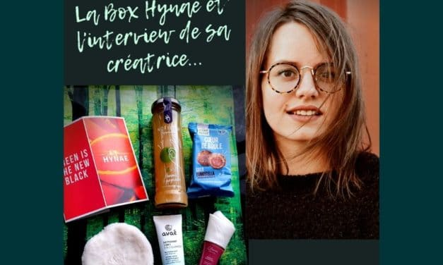HYNAE – Une nouvelle Box lifestyle et naturelle