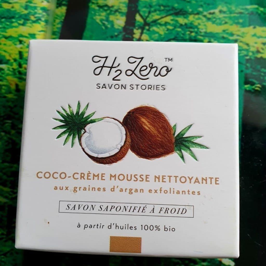 biotyfull box : Le Coco-Crème Mousse nettoyante de Savon Stories
