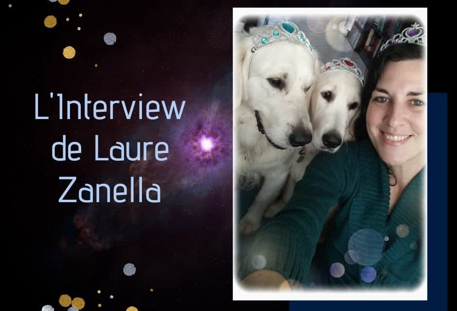 L'Interview de Laure Zanella