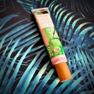 Le BB Cream Zao Make-up 760 clair