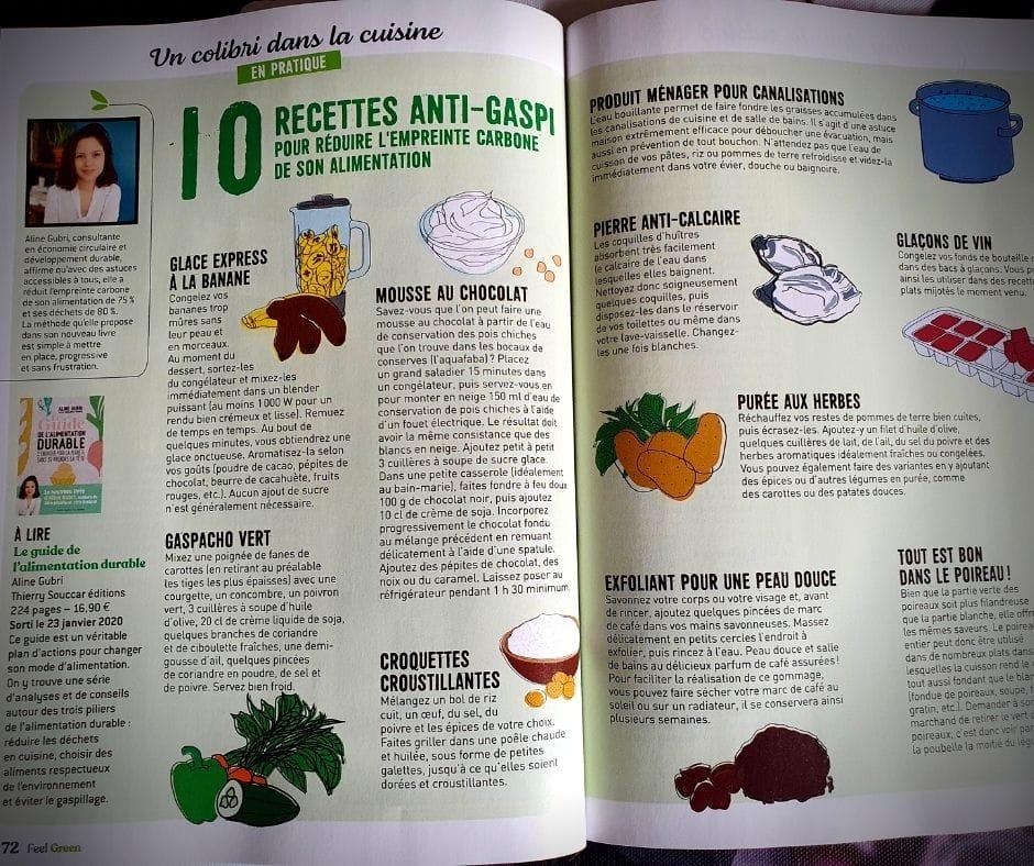 feel green magazine magazine magazine - cuisine