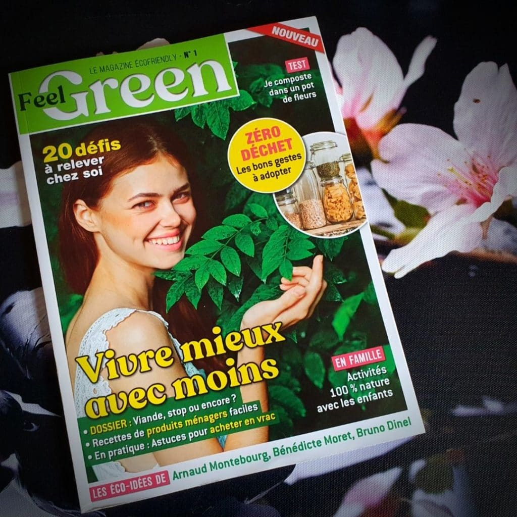 magazine feel green
