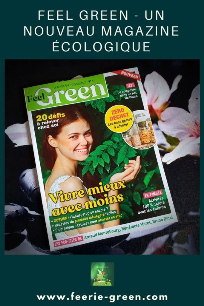 pinterest - le magazine Feel Green