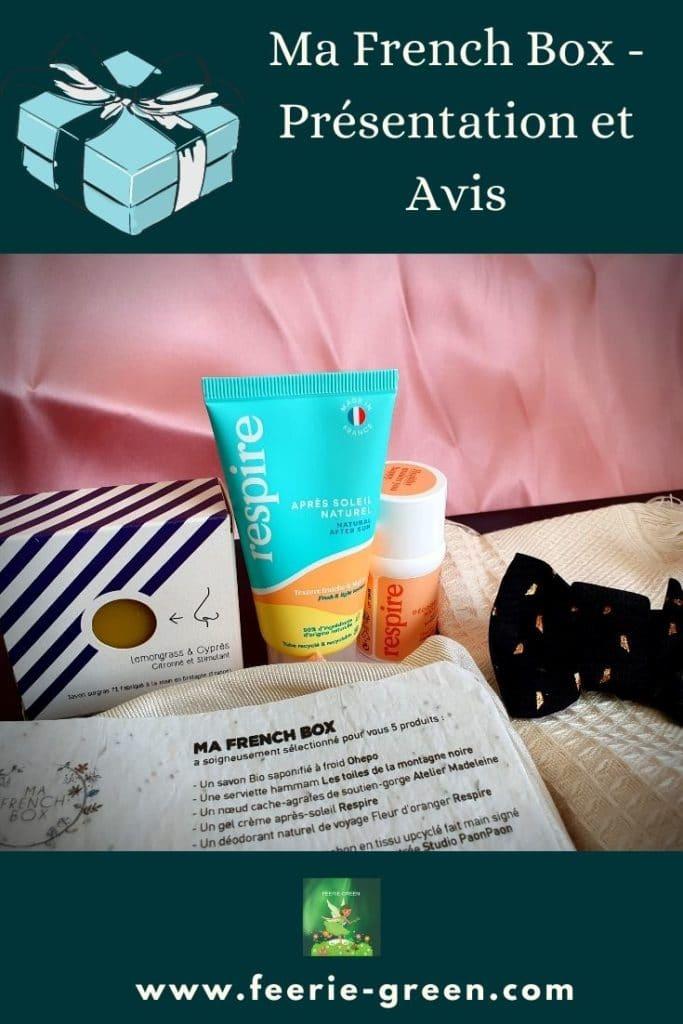 Ma French Box - Pinterest