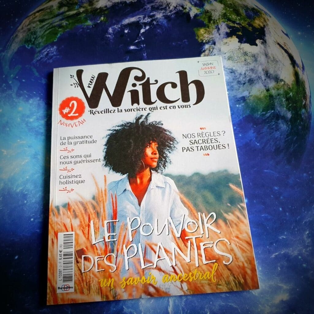 NEW WITCH  Le magazine