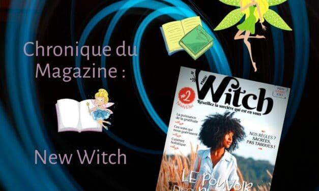 NEW WITCH : Le magazine éco-feministe