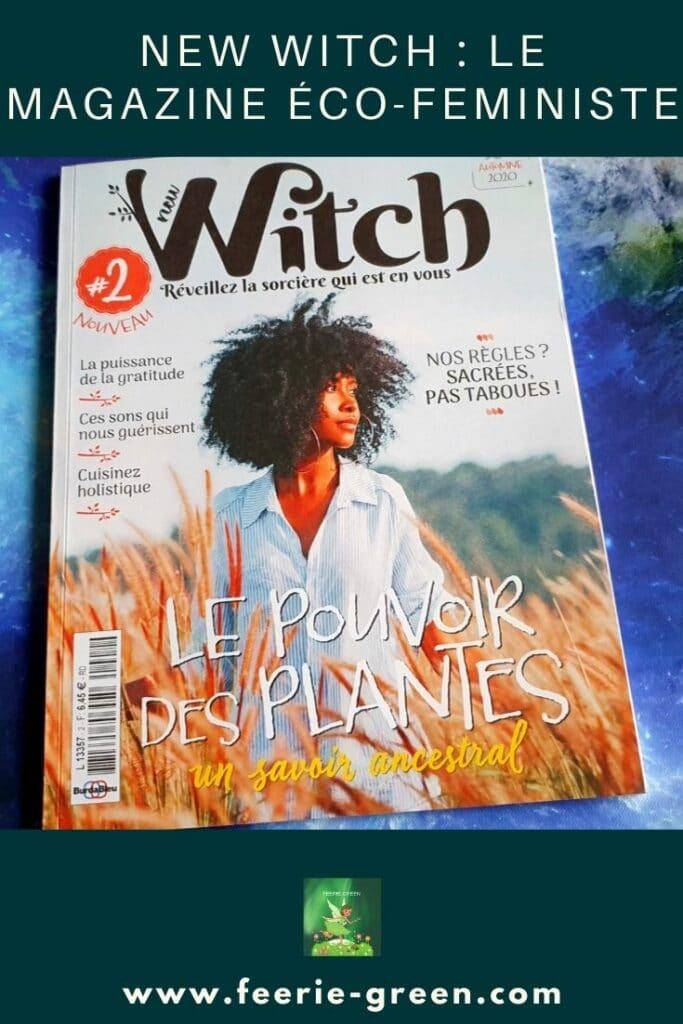 New Witch numéro 2 - pinterest