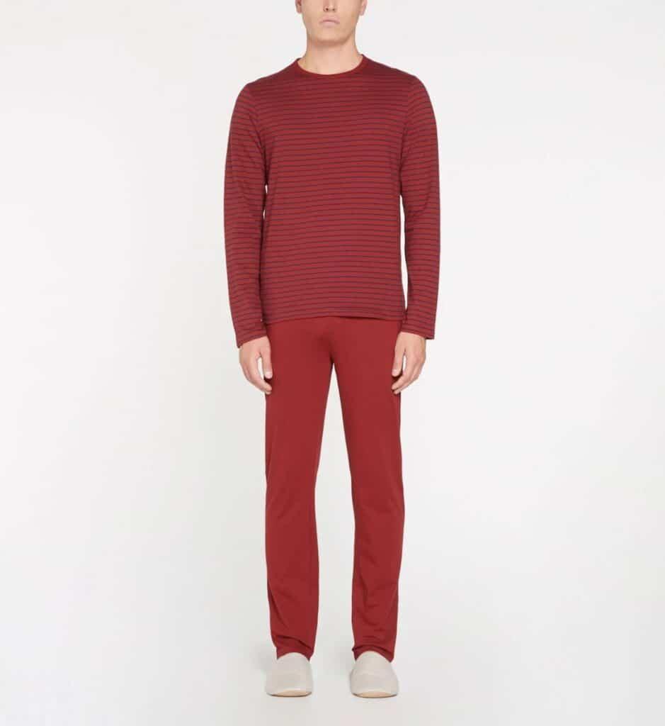 Ensemble pyjama Bed coton des Galeries Lafayette