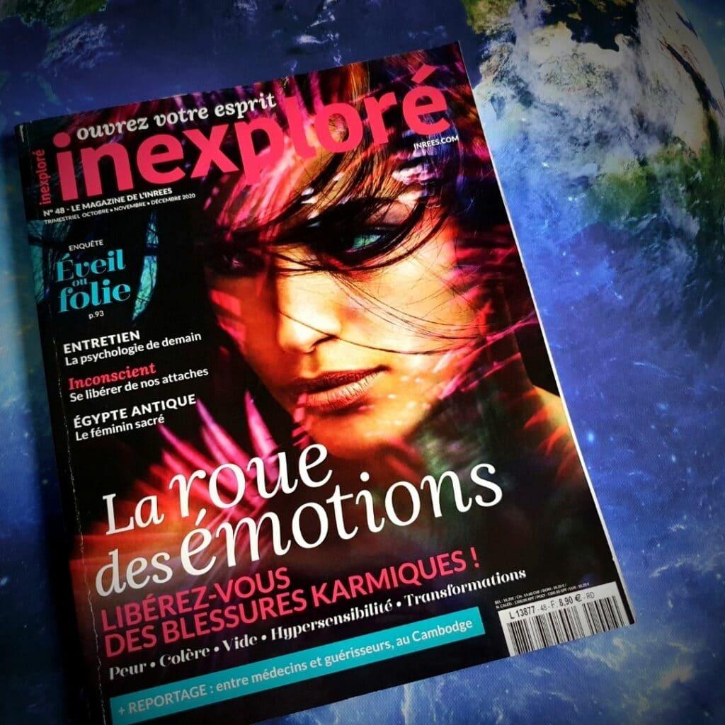 Inexploré le magazine