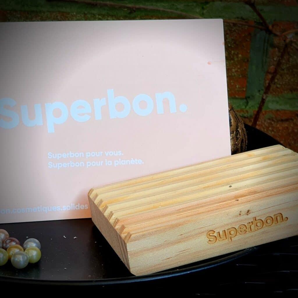 Superbon  Le Porte-savon