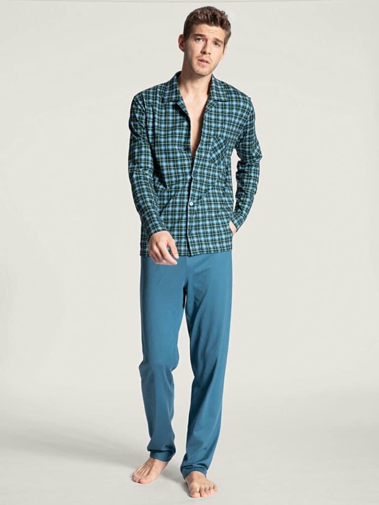 pyjama homme Calida-Relax-Imprint-
