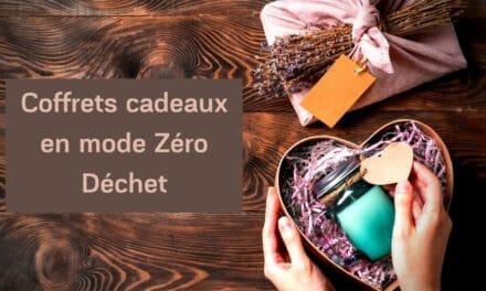 Coffrets cadeaux en mode Zéro Déchet