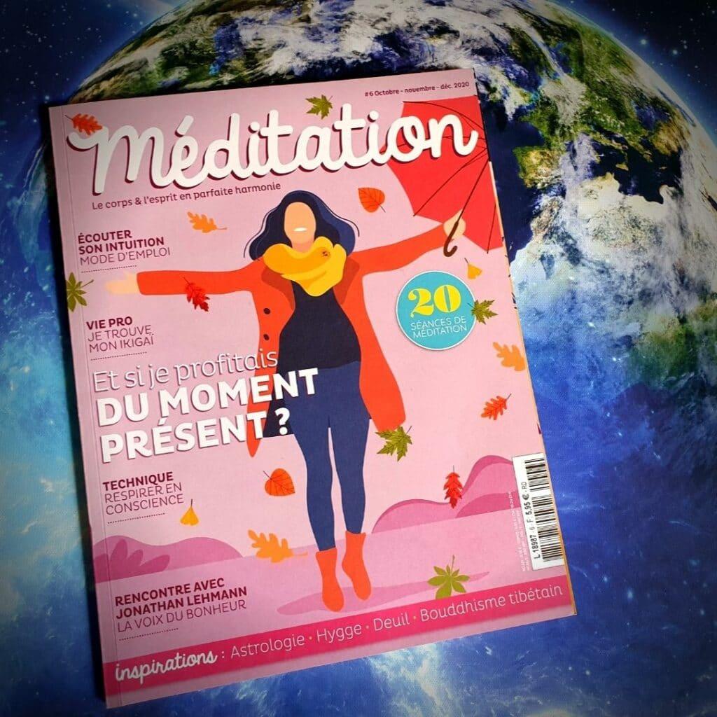 magazine Méditation