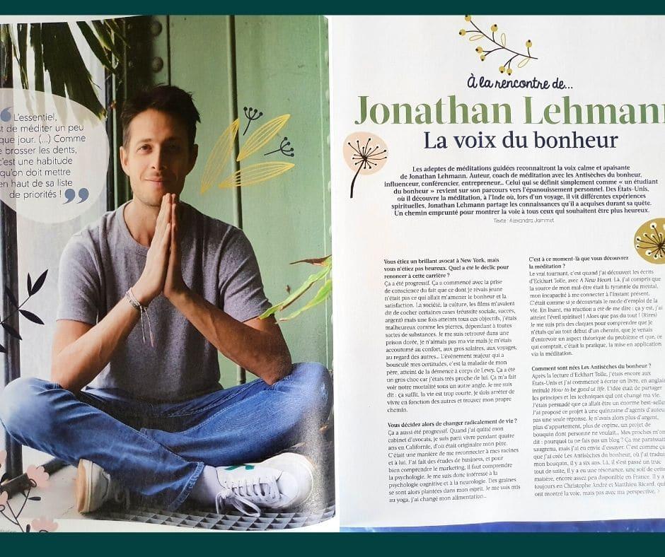 magazine méditation N°6 -
