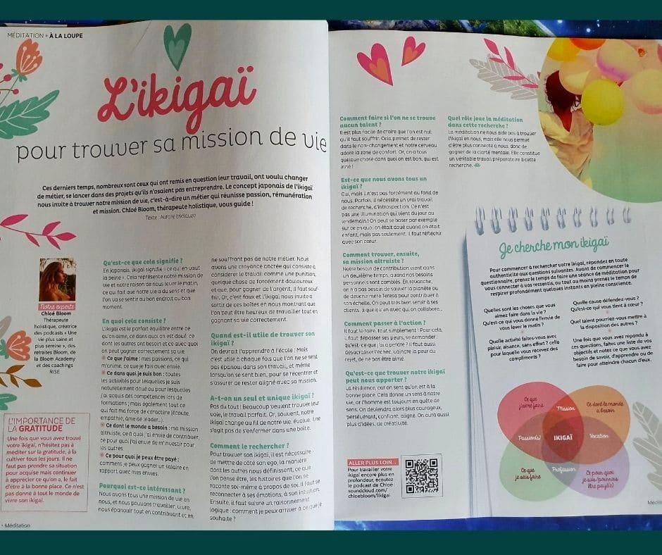 - magazine méditation N°6 -