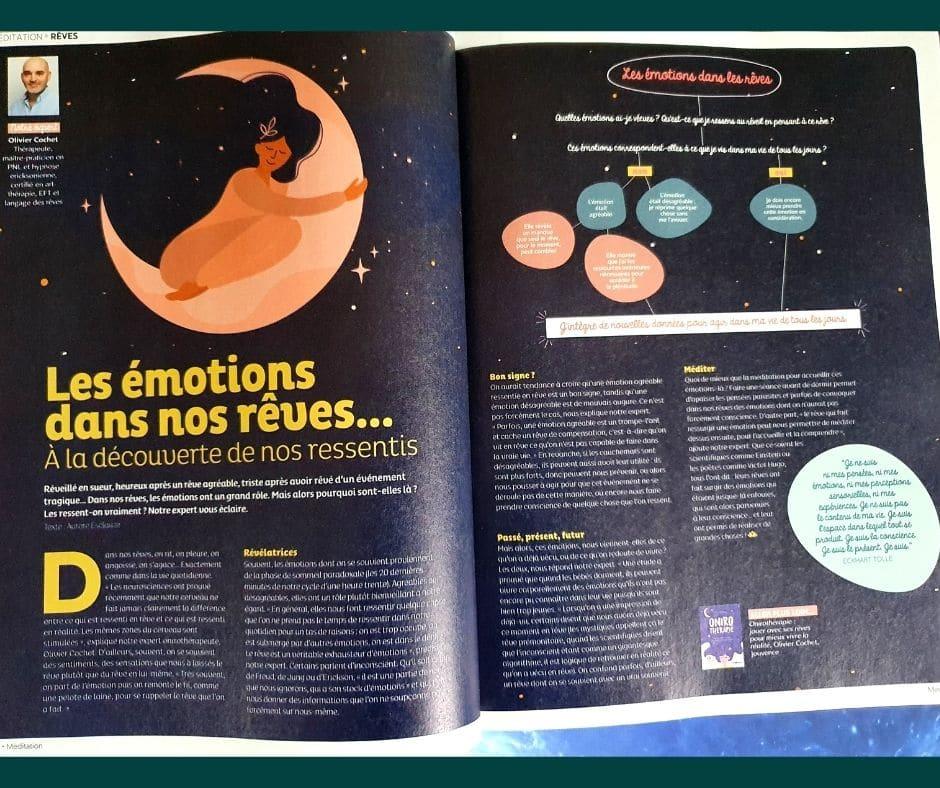 -- magazine méditation N°6 -