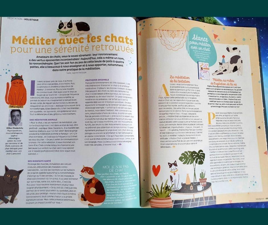 --- magazine méditation N°6 --