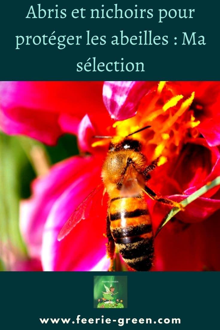 Abris et nichoirs pour protéger les abeilles Ma sélection - pinterest