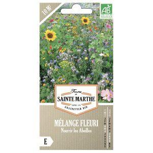 Mélange Fleuri - Nourrir les Abeilles bio